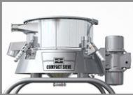 Compact Airswept Sieve - Check Screeners