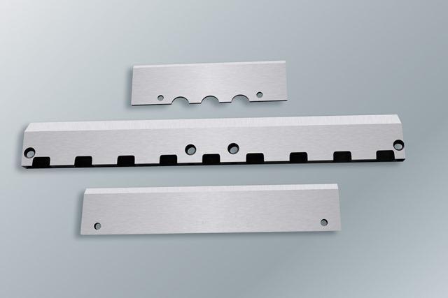 Промышленные ножи для резки бумаги - Ножи плоские и дисковые TTH