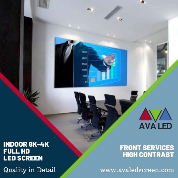 Preminum AD Seriesi - Kapalı Alan Mini Pixel AVA  LED  Ekran