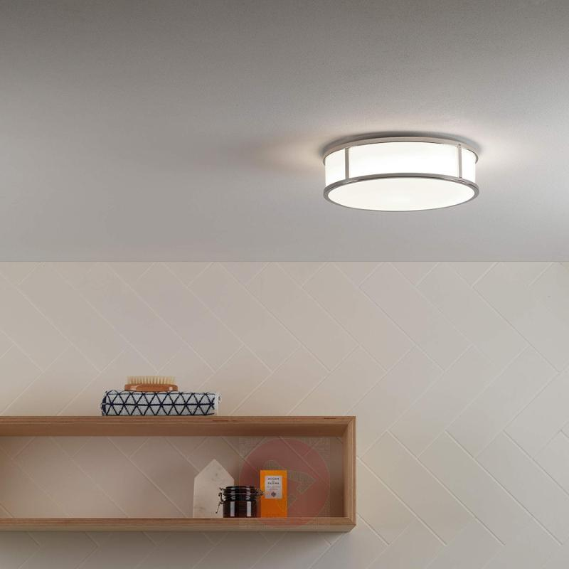 Glass LED bathroom ceiling lamp Mashiko - indoor-lighting