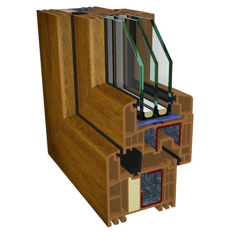 pvc-windows gealan s9000-futura - pvc-joinery
