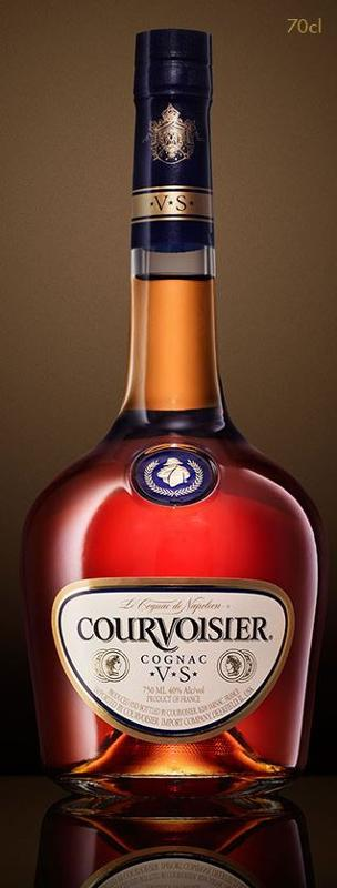 Cognac VS - Cognac Courvoisier