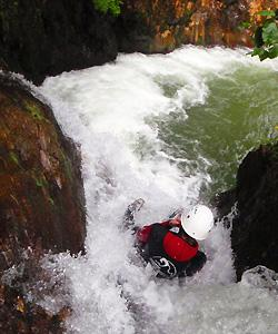 Canyoning mit Outdoorplanet