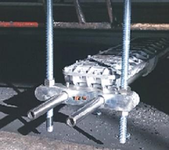 Стальной конвейерный ленточный конвейер Монитор безопасности - в режиме реального времени