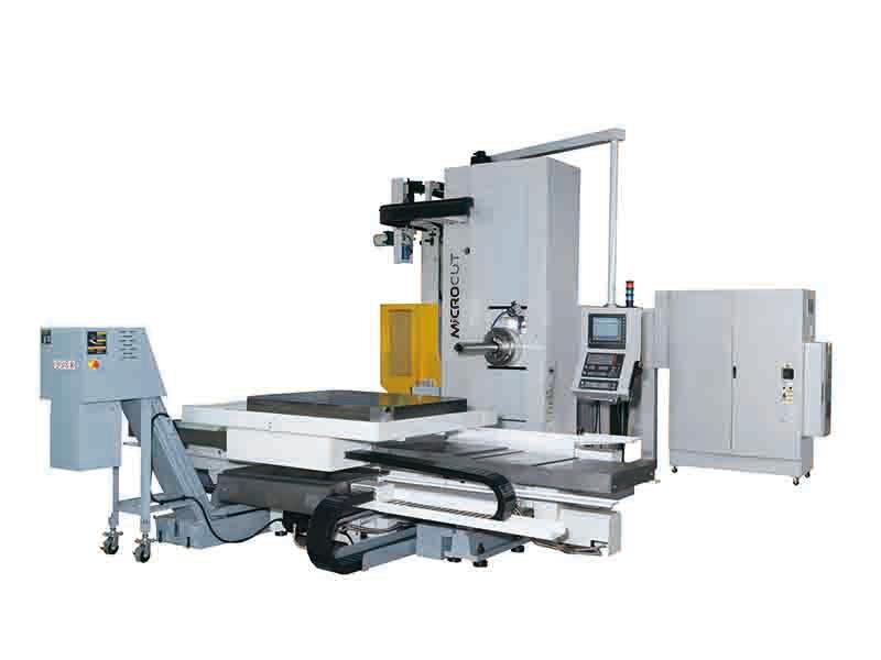 Horizontal Boring and Milling Center