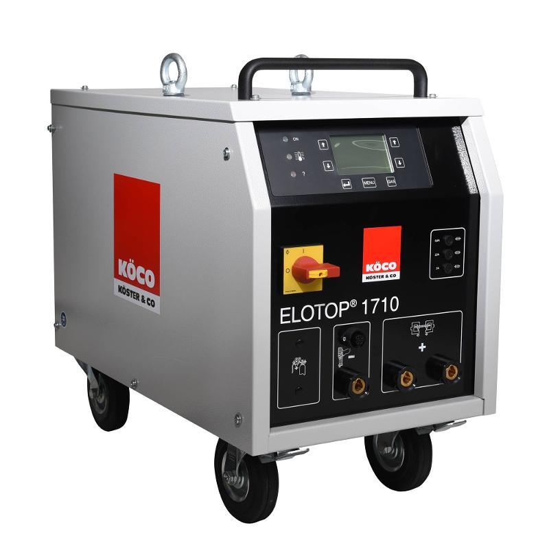 WELDING MACHINES - ELOTOP 1710