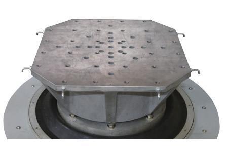 Head-Expander - Head-Expander als Aufspannflächenerweiterung für Schwingprüfsysteme