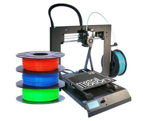 Prusa I3 Métal Motion - Imprimante 3D en kit prusa i3 Métal Motion