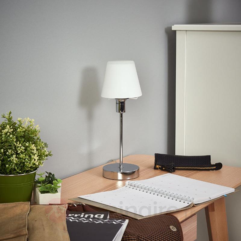 Lampe A Poser Decorative Avec Variateur Tactile Lampes De Chevet