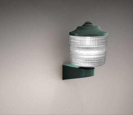 Outdoor sconce - Model 1045 Face GM