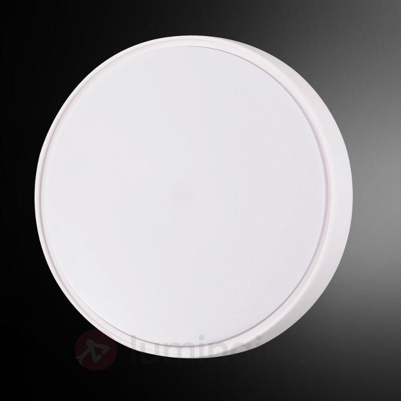 Plafonnier lumineux LED Hatton IP65, 30 cm - Plafonniers LED