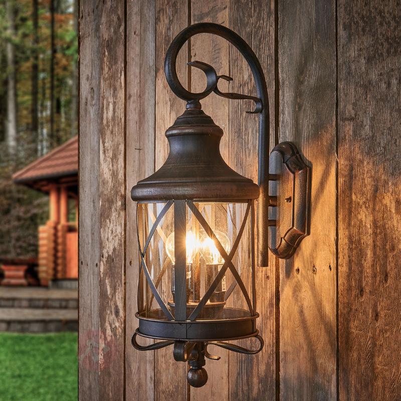 Applique d'extérieur rustique Romantica - Toutes les appliques d'extérieur