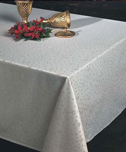 Textiles de Table - Nappe en Jacquard avec fil Lurex