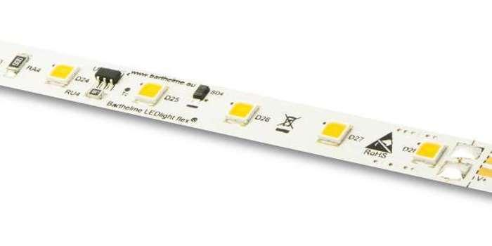 LEDLIGHT FLEX 12 8P HIGH EFFICIENCY, BARTHELME NEWSLETTER - null