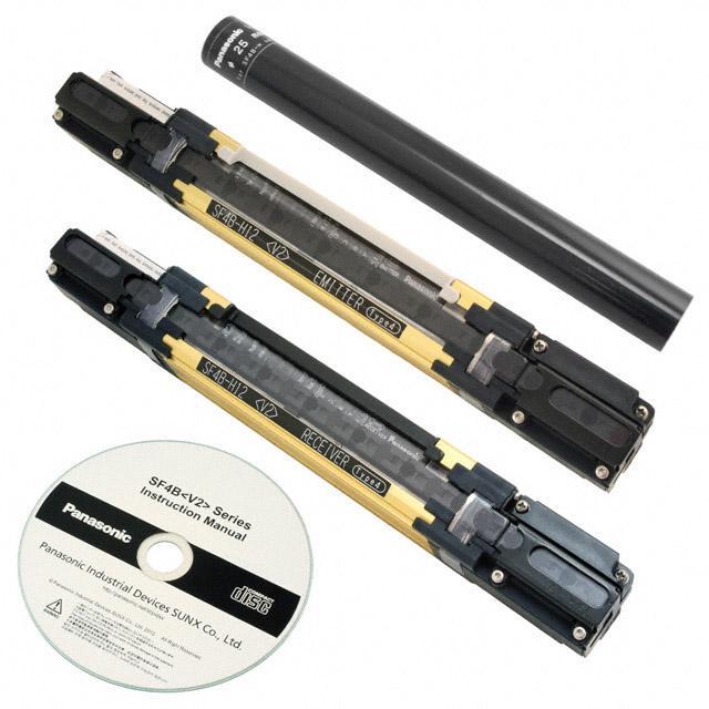 SENSOR HEAD 9M 230MM IP-67 - Panasonic Industrial Automation Sales SF4B-H12(V2)