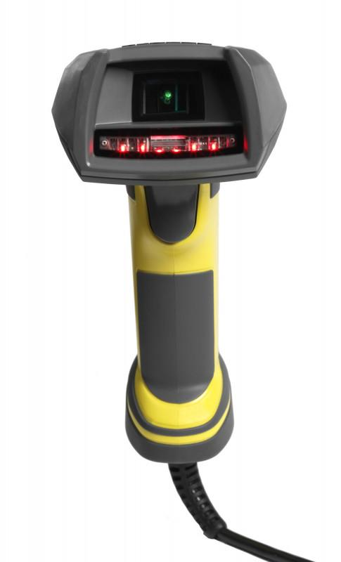 DataMan 8050 Handheld Barcode Readers - High-speed performance, even with challenging barcodes
