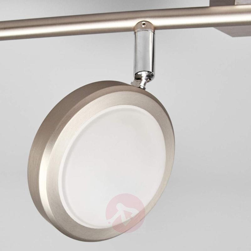 Six-bulb Manja LED ceiling lamp - Ceiling Lights