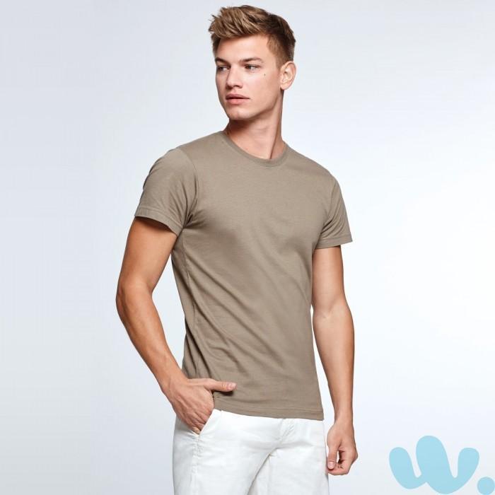 camiseta publicidad - camiseta manga corta personalizable con su texto