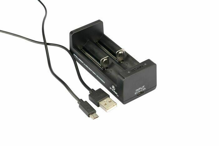 Xtar MC2 - Ladegerät für Li-Ion-Akkus 3,6V/3,7V inkl.... - null