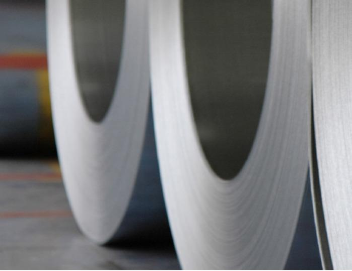 Stainless Steel Wide Coil - Stainless Steel Wide Coil
