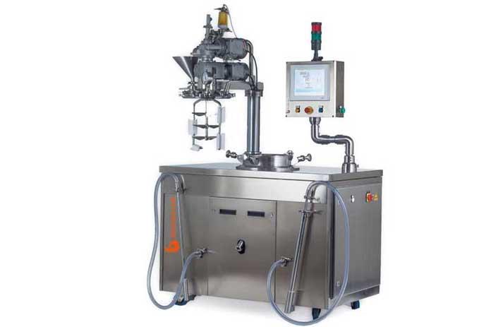 Mezclador de laboratorio