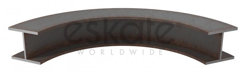 Profilbiegen - H-Profile (y-y) - Wir biegen Stahl- und Edelstahlprofile in unterschiedlichen Abmessungen auf Maß!