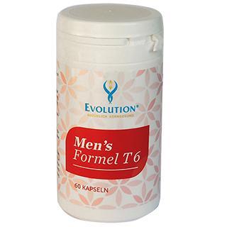 Men's Formula T 6 Capsules 60 -