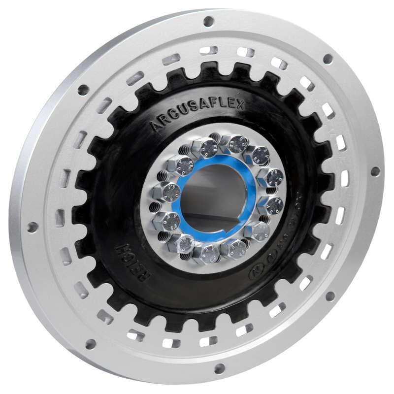 Highly flexible couplings - ARCUSAFLEX