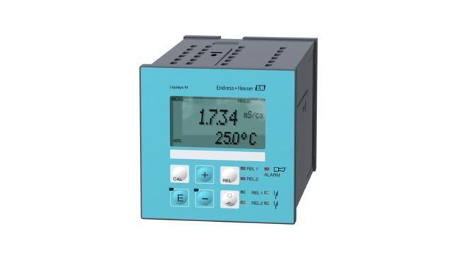 analyse liquides produits - transmetteur conductivite universel CLM223