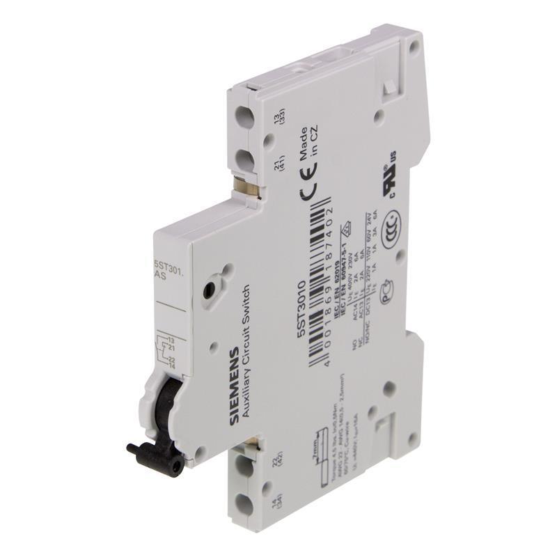 Disjoncteur modulaire Siemens 5SY4102-6 - null