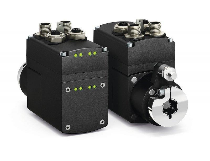 定位驱动器 AG25 现场总线/工业以太网 - 定位驱动器 AG25 现场总线/工业以太网, 工业以太网