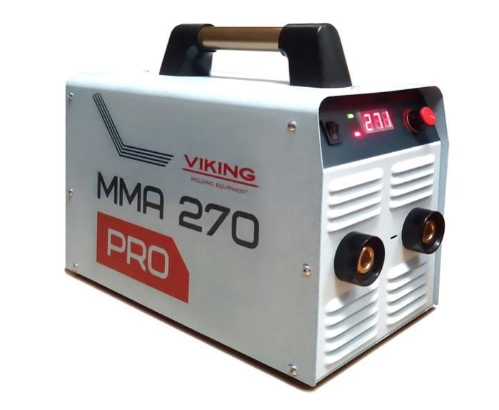 WELDING INVERTER VIKING ММА 270 PRO -