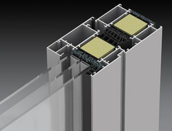 window-and-door-systems blyweert-aluminium olympia - aluminium-joinery