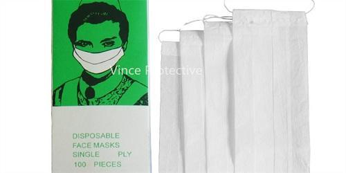 Máscara de papel -