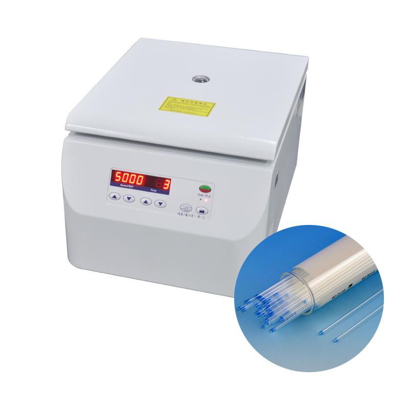 High Speed Micro Hematocrit Centrifuge machine with 12 or 24 - 12000rpm hematocrit centrifuge price