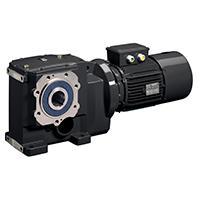 Motorreductor para variación de velocidad OT 3000 - Orthobloc - LSMV