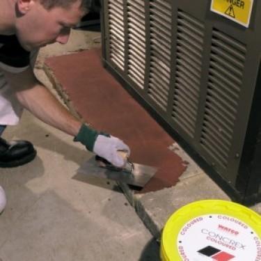 Mortier de réparation béton - Concrex® Couleur