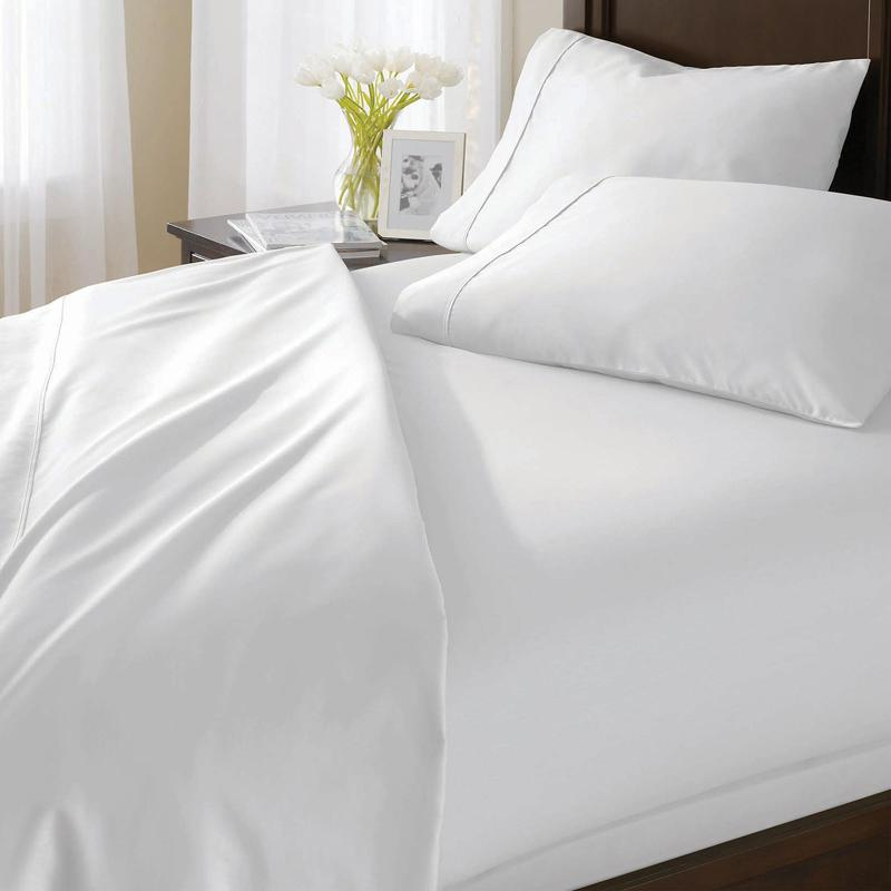Cotton Bed sheet 400TC 10pcs pack - JOSHUA Combed