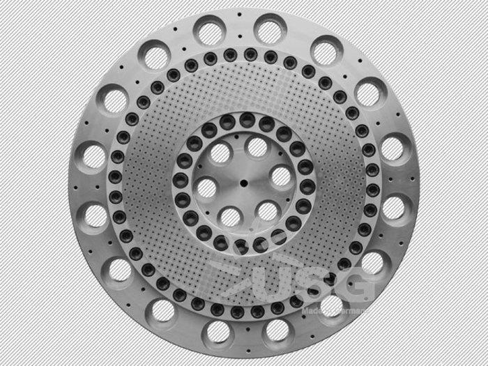 Granulierlochplatten für Farrel-Granulatoren - null