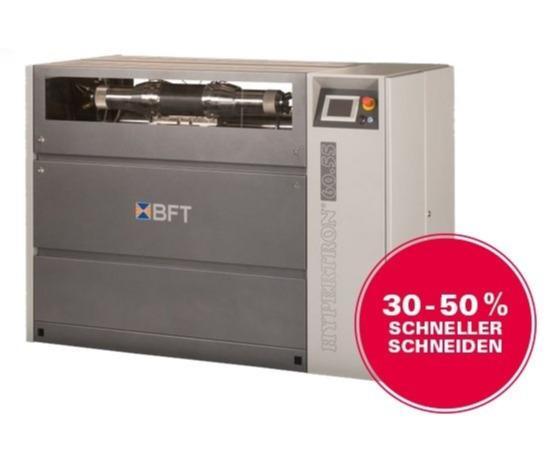 BFT HYPERTRON 60.55 - Hochdruckpumpe mit 55 kW und modernster 6000 bar Technologie
