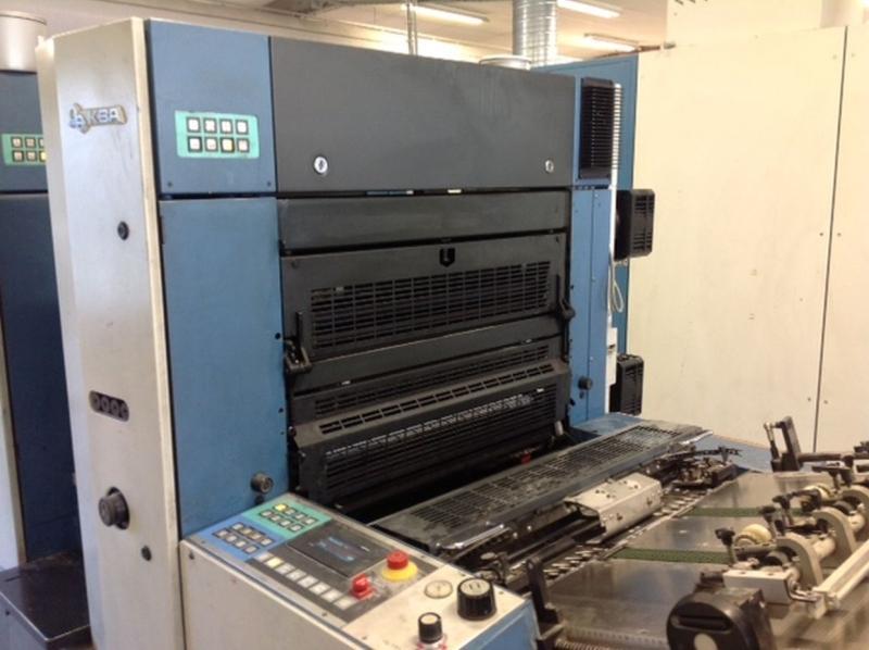 KBA Rapida RA 74-4 + L - ALV - Used Machine