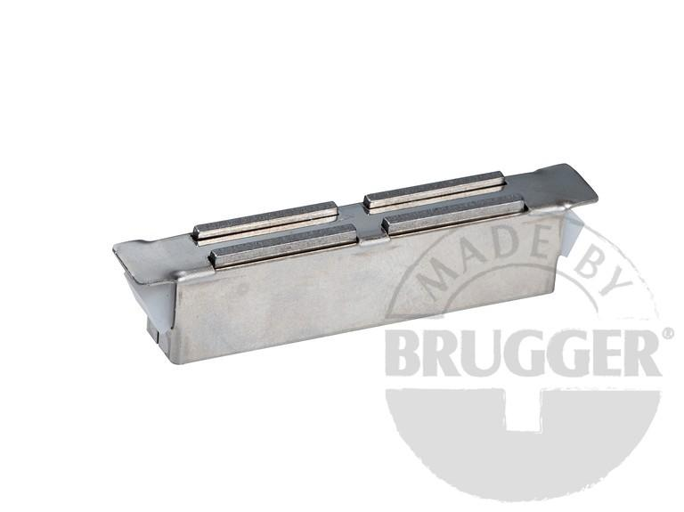 Magnetic catches lockable - null