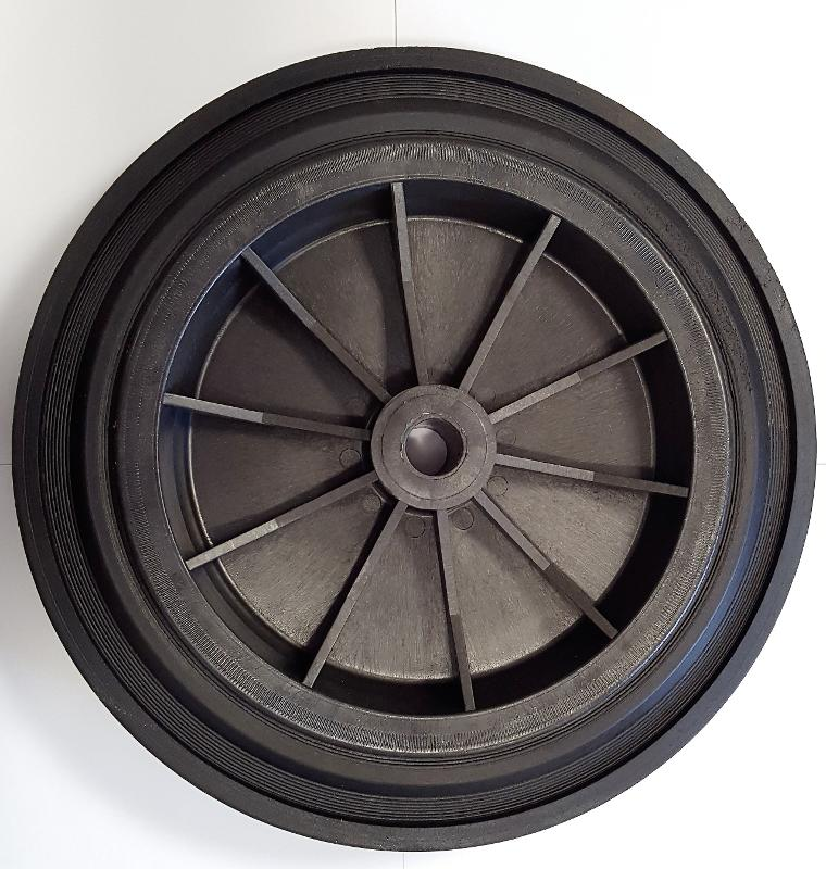 Wheels of 250 or 300 mm - Accessories Liftplaq
