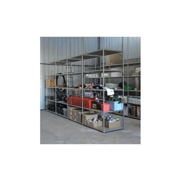 Rayonnage industriel - Rayonnage polyvalent économique