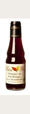 Organic Red Old Vinegar with Raspberry Flavour 6 % - null