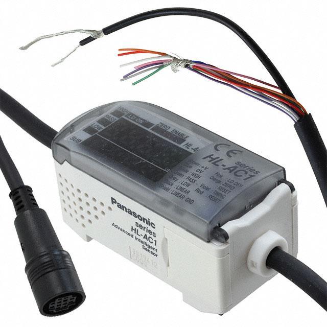 DIGITAL CONTROLLER PNP - Panasonic Industrial Automation Sales HL-AC1P