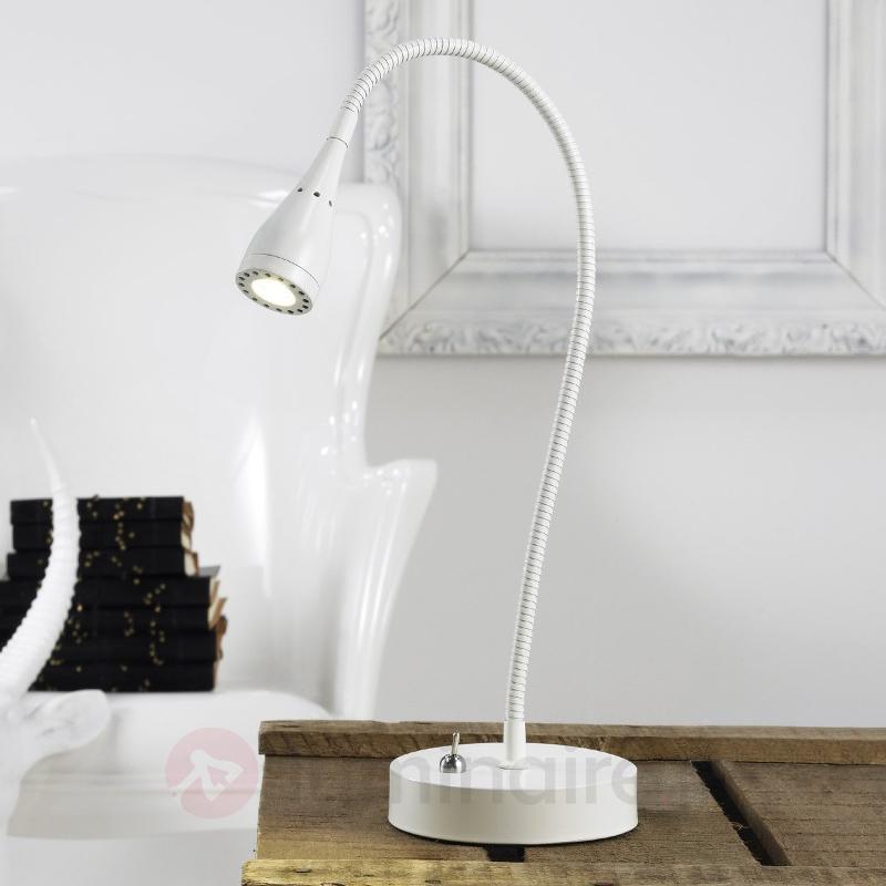 Lampe LED à poser souple Mento - Lampes à poser LED