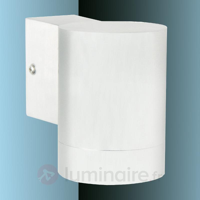 Applique extérieure blanche Tin Maxi - Toutes les appliques d'extérieur