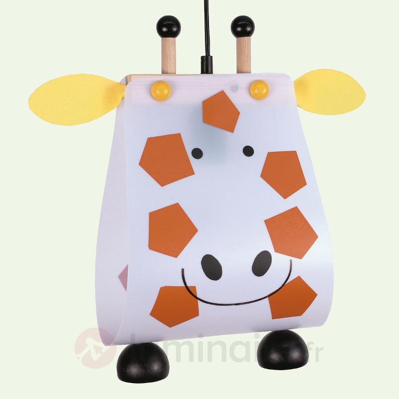 Suspension au charme animalier de Giraffe - Chambre d'enfant