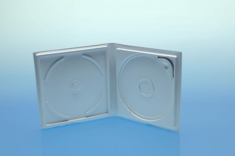 Weichbox für CD-Stamper und CD - Multimediaboxen